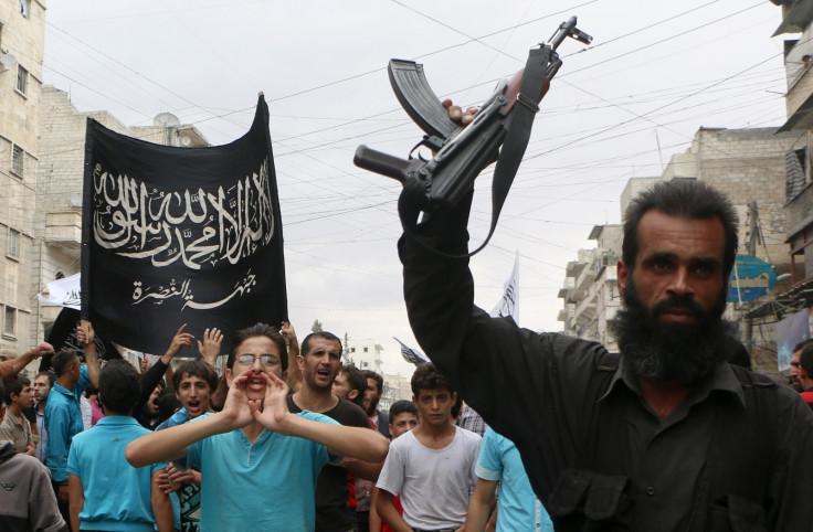 Al Nusra rally