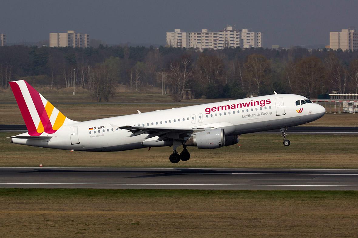 germanwings plane crash alps