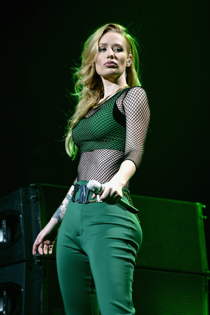 Iggy Azalea at Miami's Jingle Ball