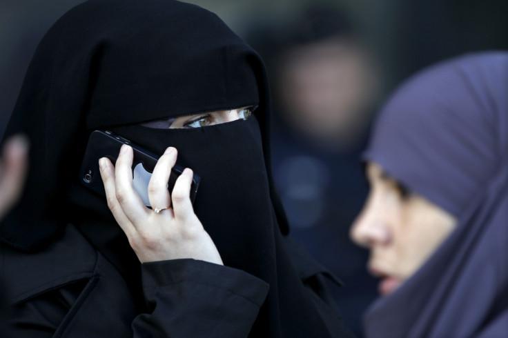 Muslim Woman Niqab