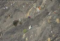 Germanwings plane crash french alps