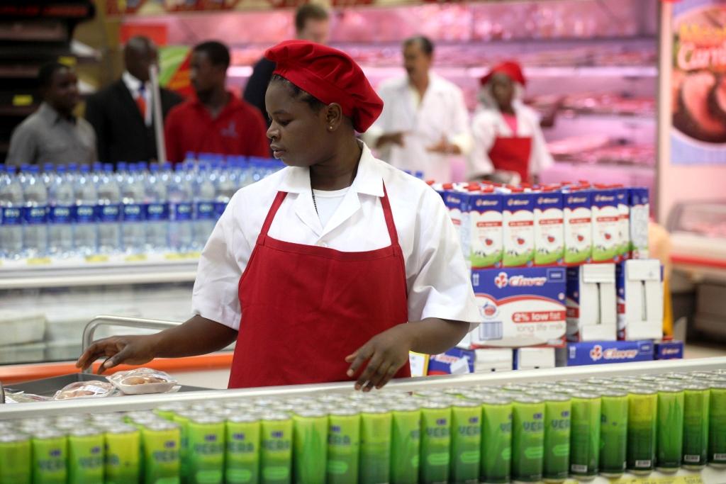 Nigeria Shoprite Store