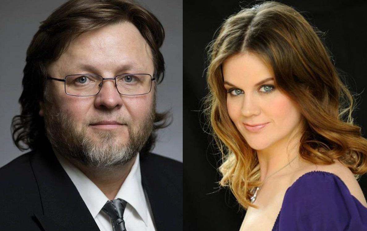 Oleg Bryjak and Maria Radner
