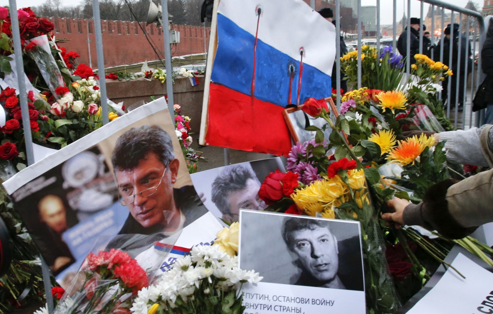 Tribute to Boris Nemtsov