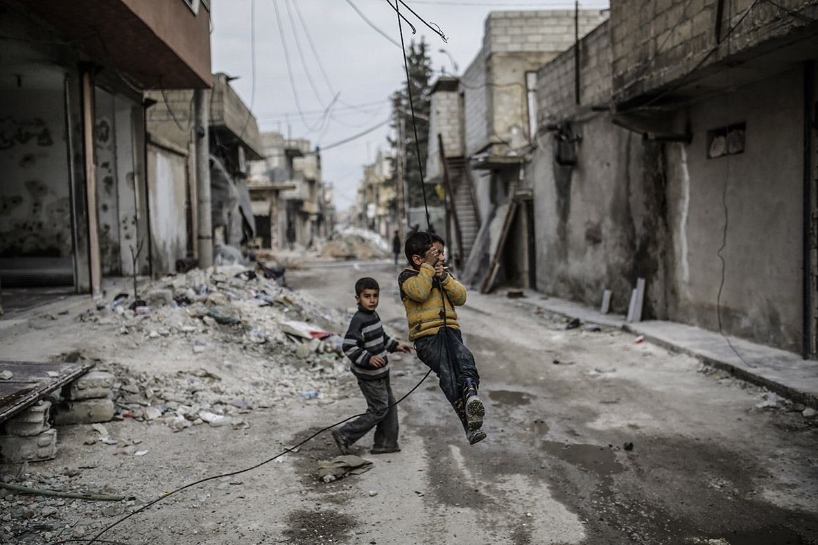 Life in Kobani after Isis
