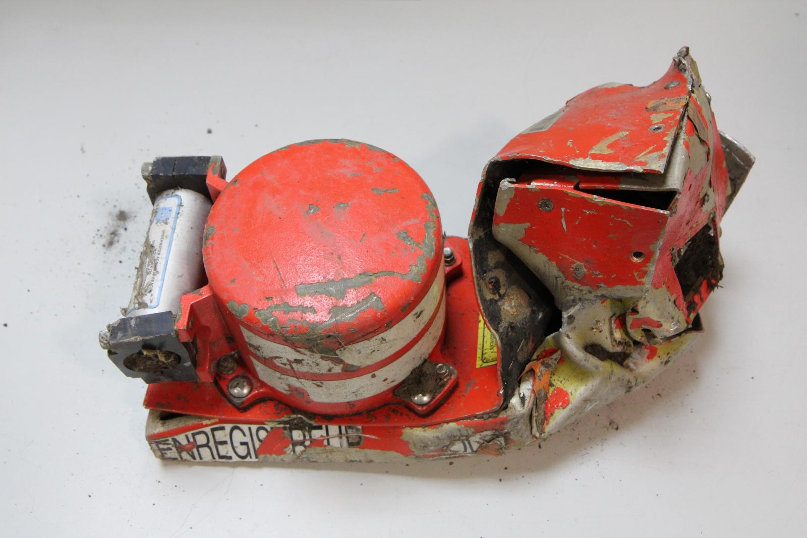 Germanwings black box 4U9525 plane crash