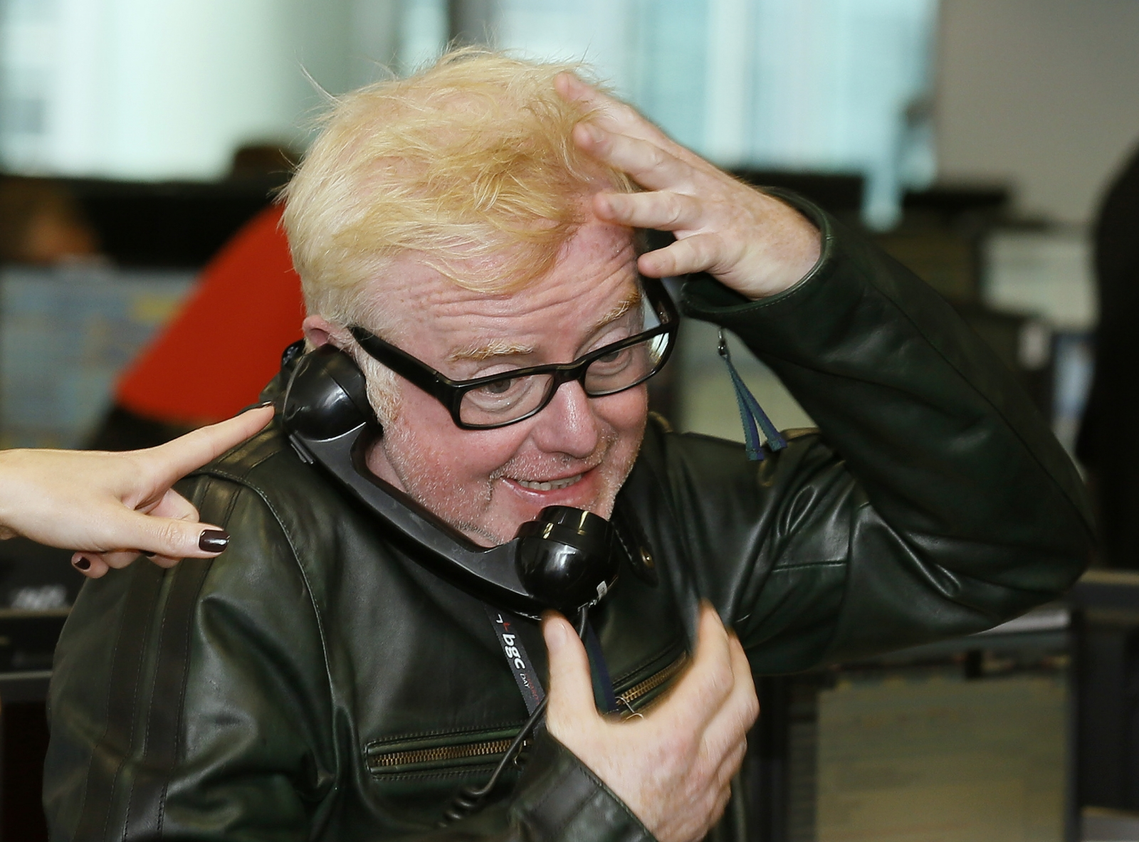 Chris Evans for Top Gear?