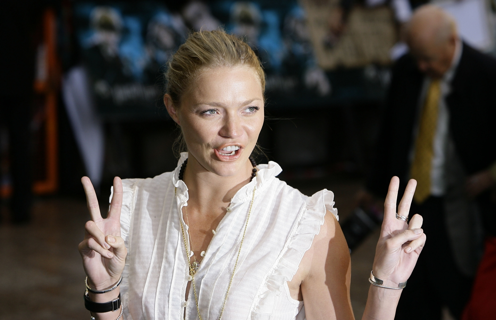 Jodie Kidd for Top Gear?