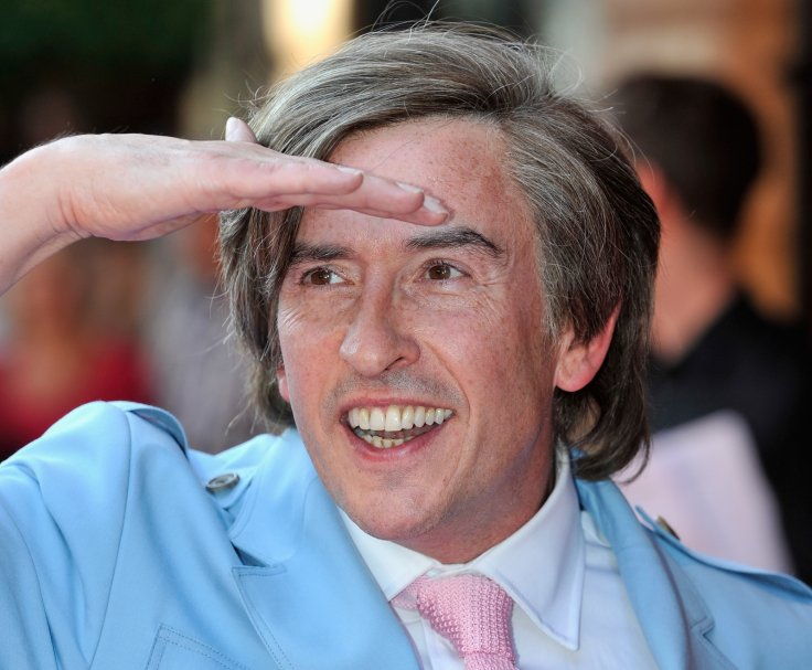 Alan Partridge for Top Gear?