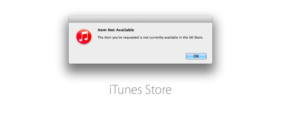 App Store Down iTunes Down