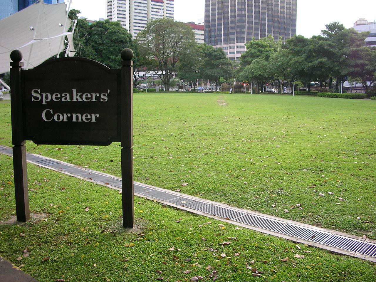 Singapore Speakers' Corner