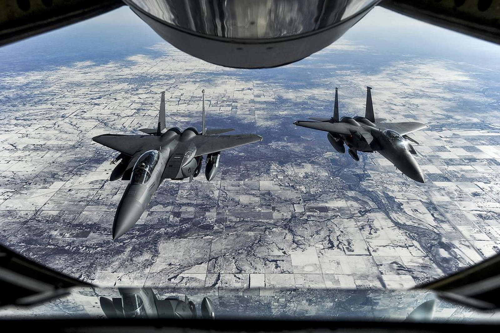 USAF Tikrit Iraq Isis Iran