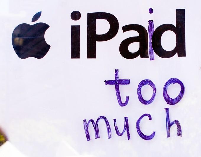 apple ipad air 2 MPs