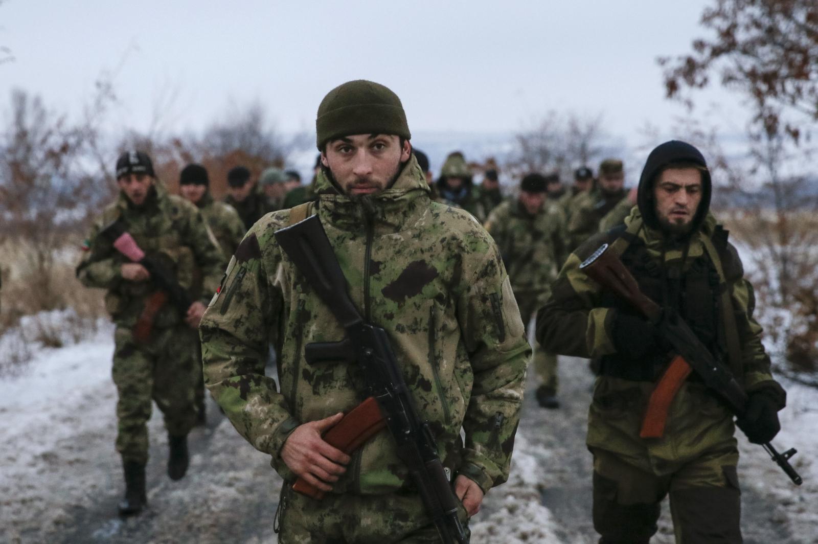 Chechen Death brigade