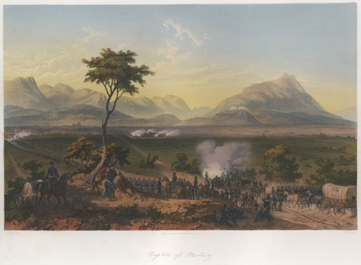 Battle of Monterrey