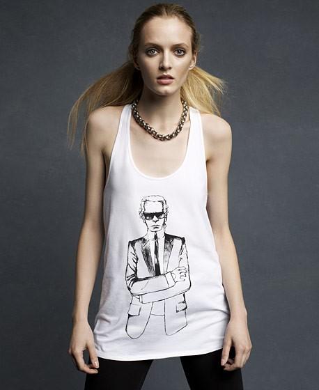 Karl Lagerfelds Macys Line