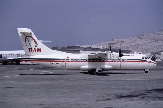 Royal Air Maroc Flight 630