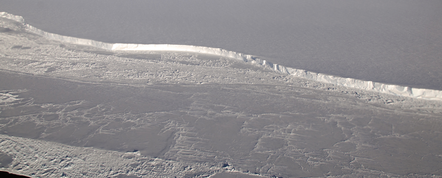 Antarctica's Brunt Ice Shelf