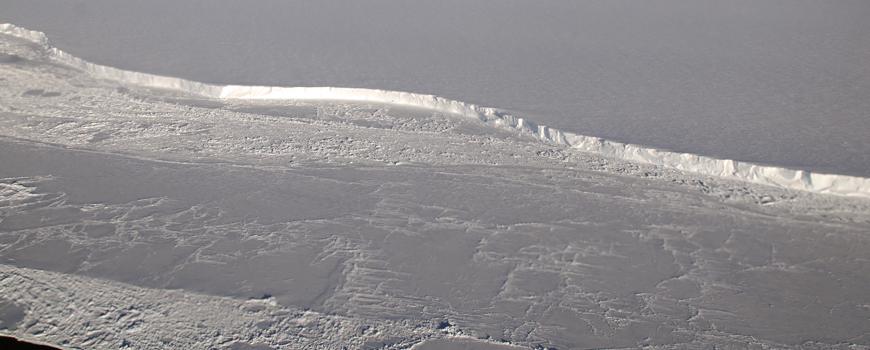 Antarctica's Brunt Ice Shelf