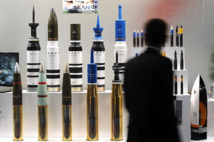 Defence and Security Equipment International