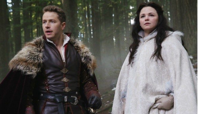 OUAT Snow and Charming
