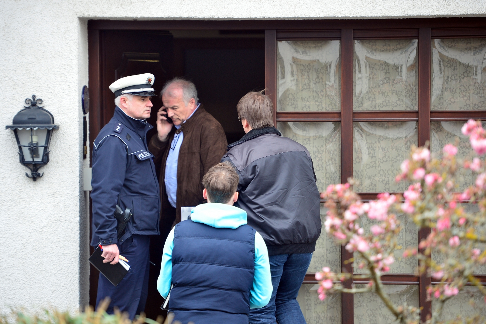 'Significant find' at Andreas Lubitz's home
