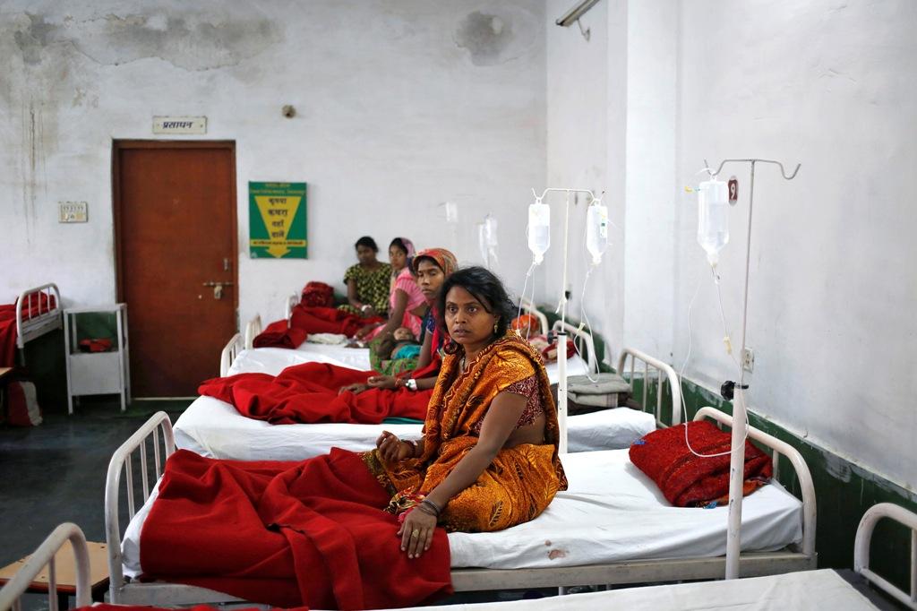 India's Universal Health Plan Blocked