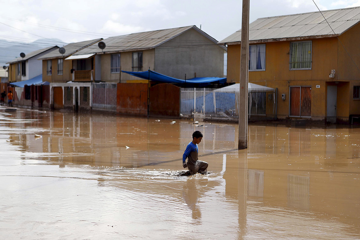 Chile Atacama floods