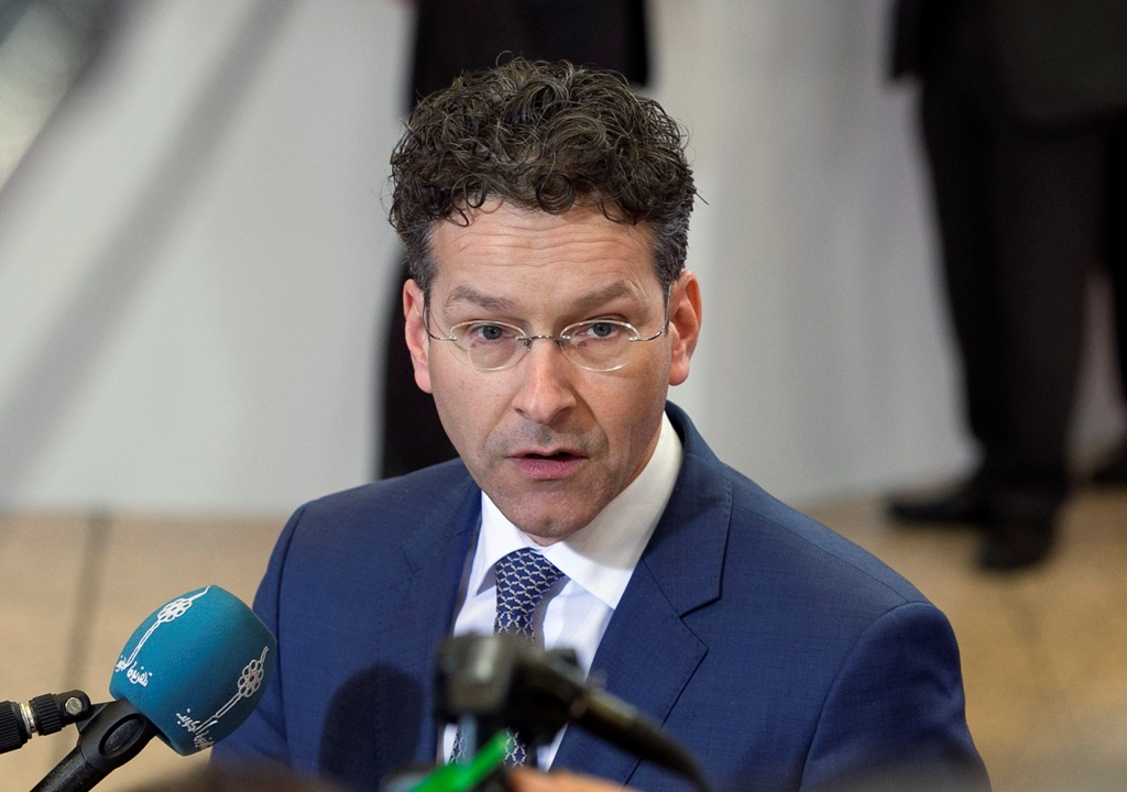 Dutch Finance Minister