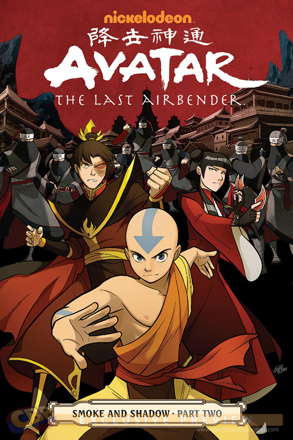 Avatar The Last Airbender series Plot