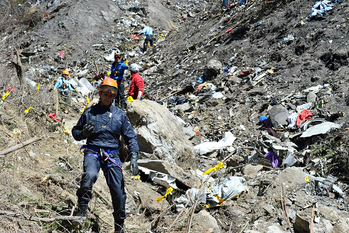 germanwings plane crash alps