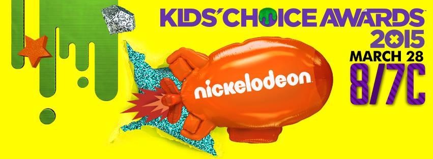Nickelodeon Kids Choice Awards 2015