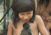 Endangered tribe