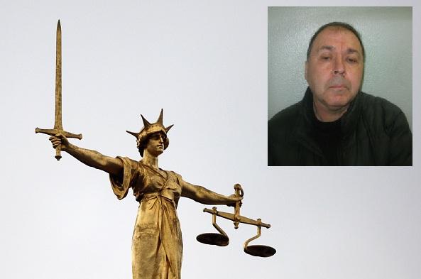 Paedophile David Friedlander