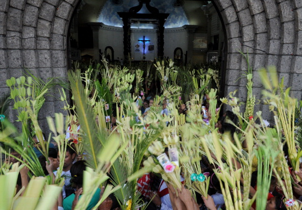 Palm Sunday 2015