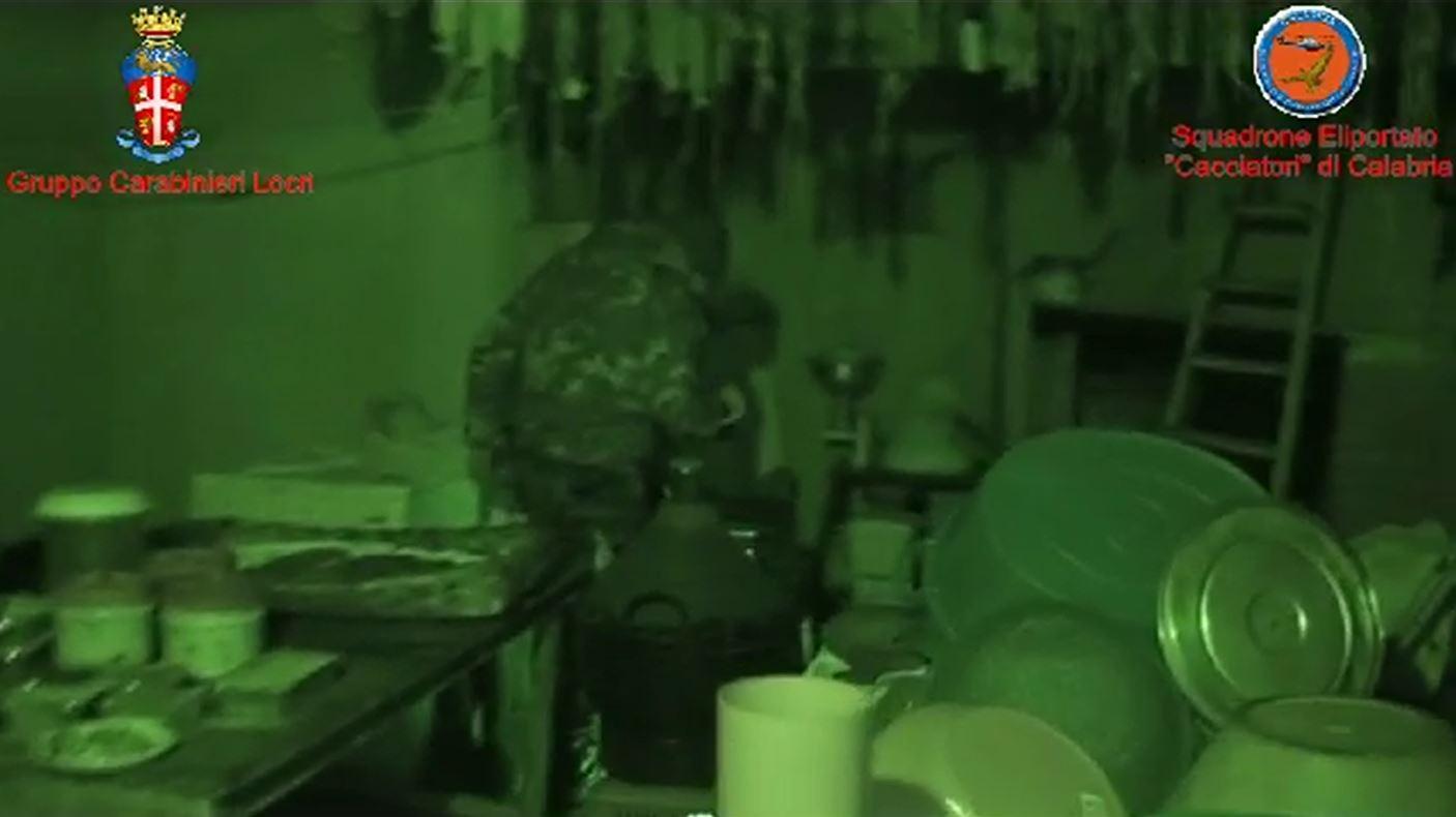 Mafia bunker found in Calabria