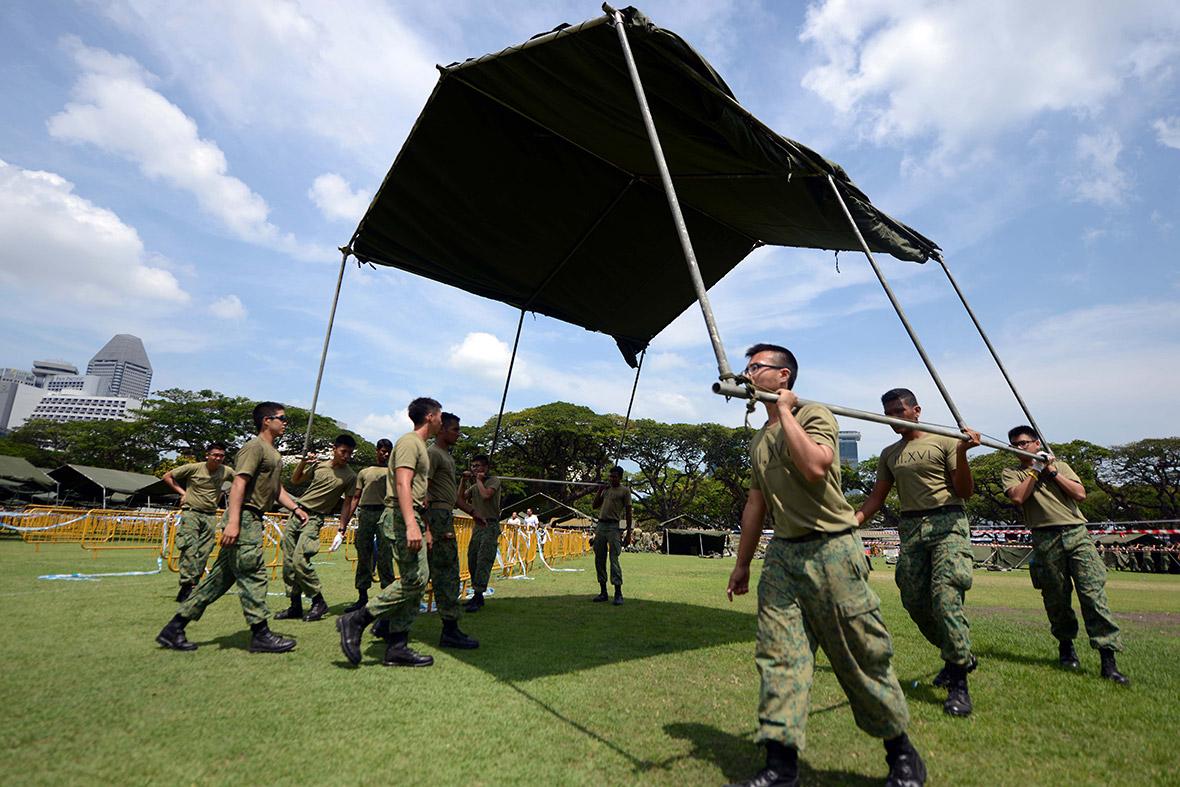 Singapore Lee Kuan Yew