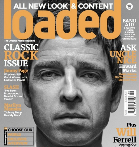 Loaded Magazine Noel Gallagher
