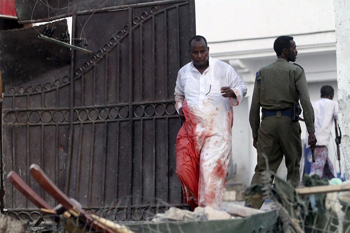 Mogadishu hotel