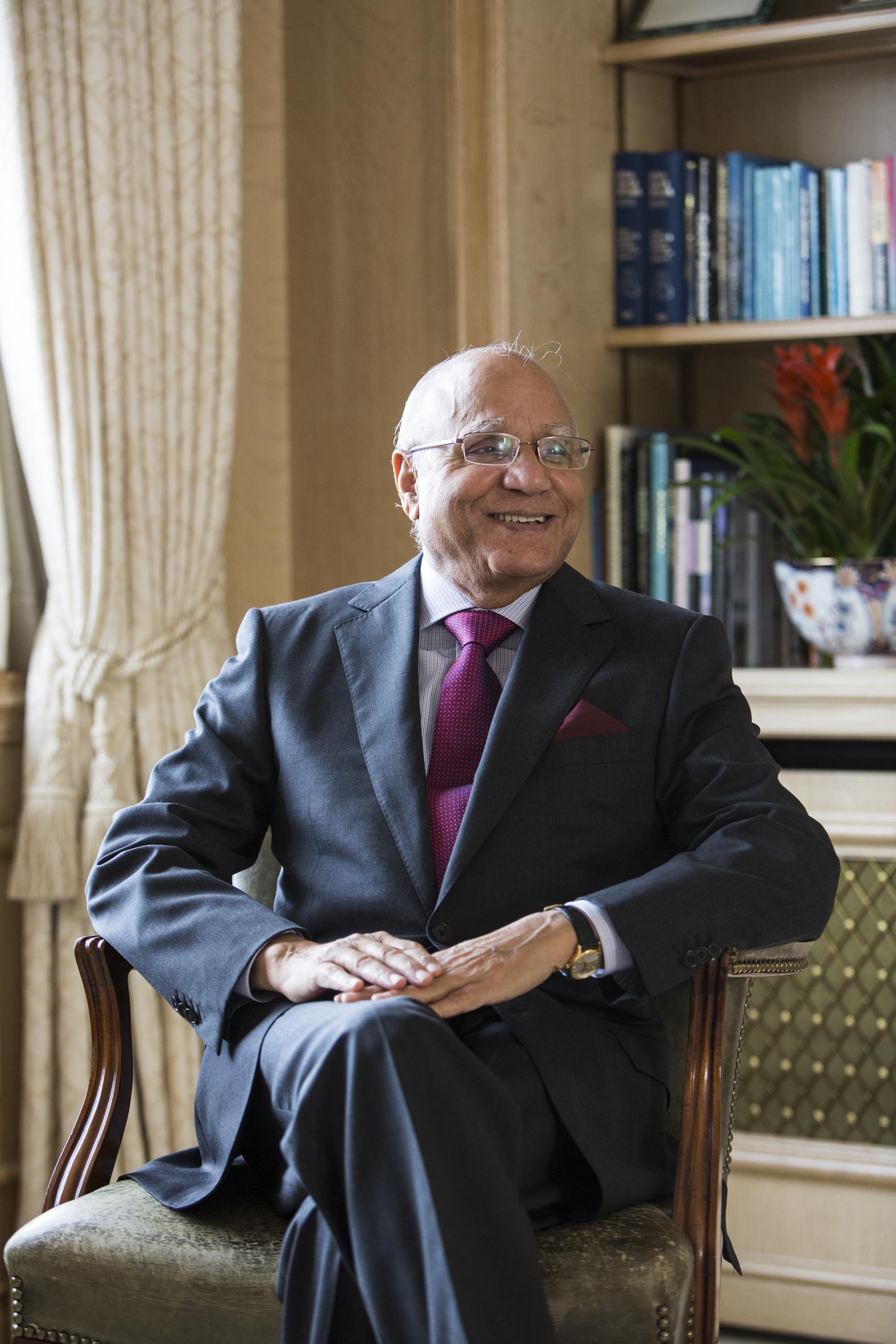 Sir Anwar Pervez