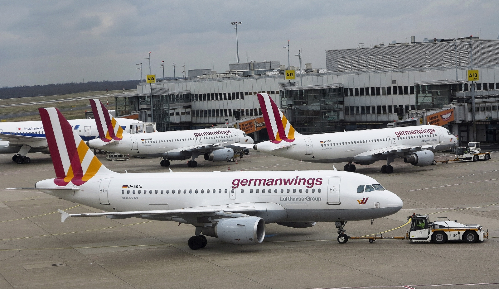Germanwings plane crash and co-pilot Andreas Lubitz