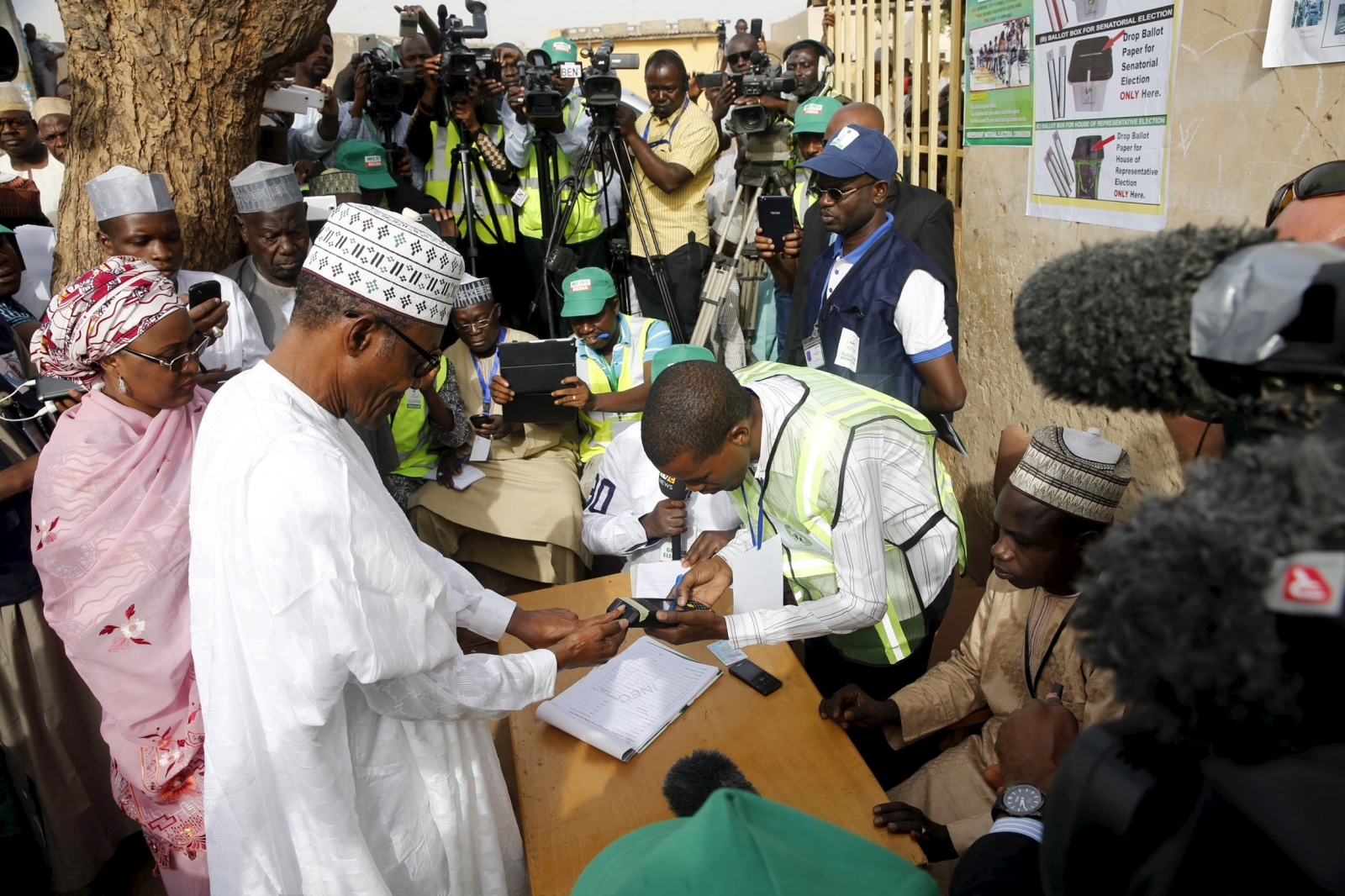 Nigeria presidential elections