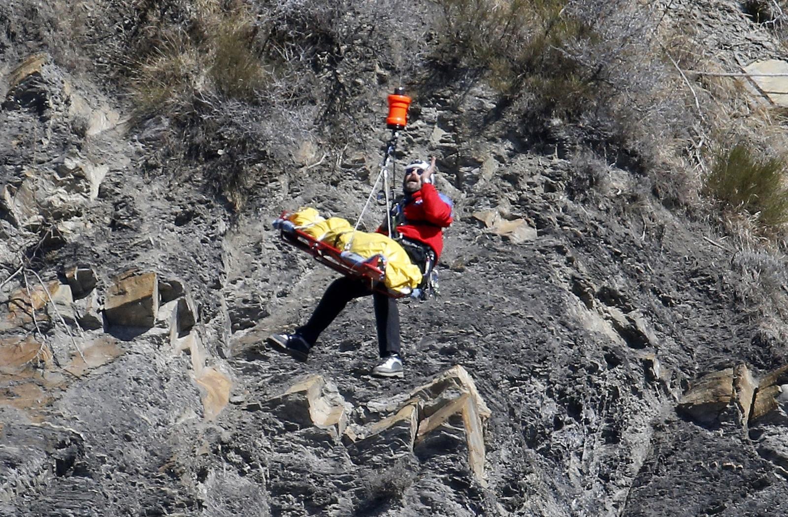 French Alps plane crash