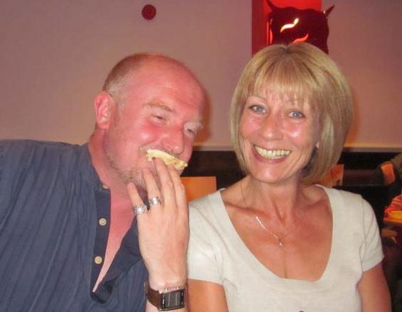 Otis Goldsmith and Jill Goldsmith