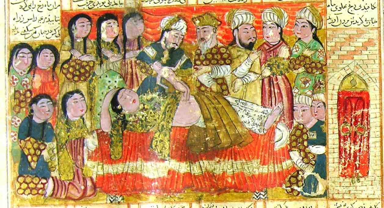Islamic caesarian section