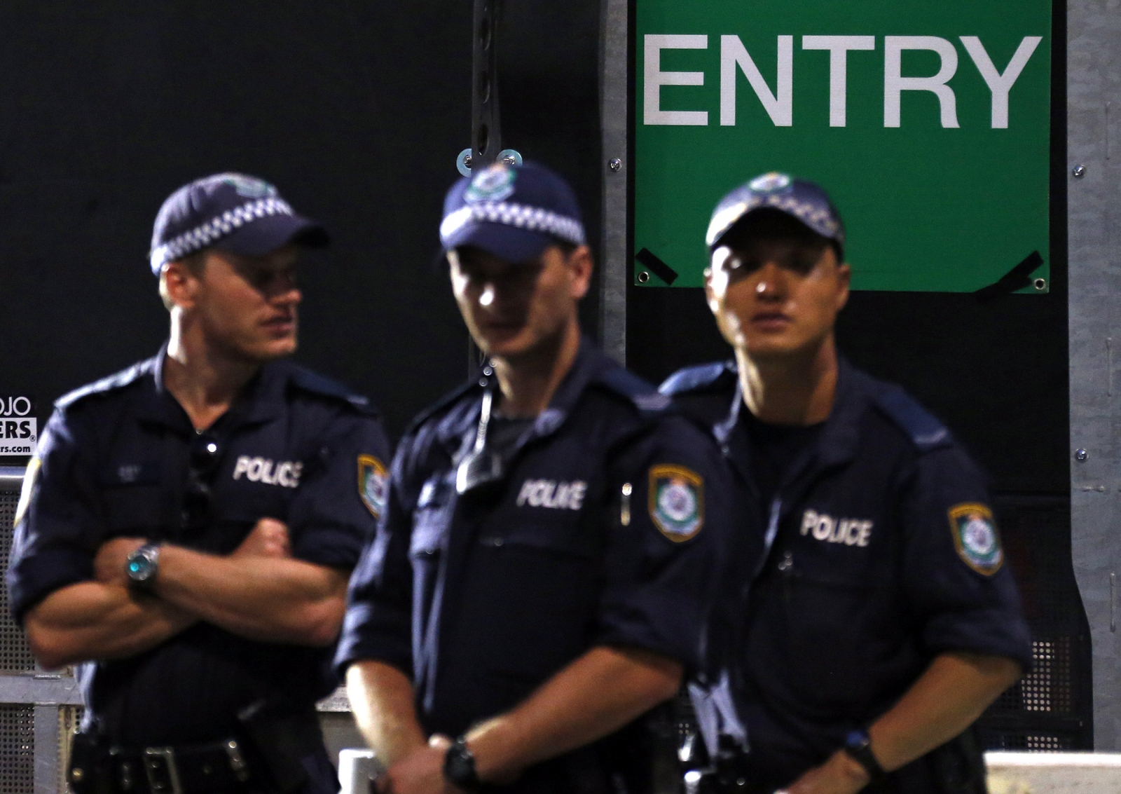 Violent brawl in Queensland
