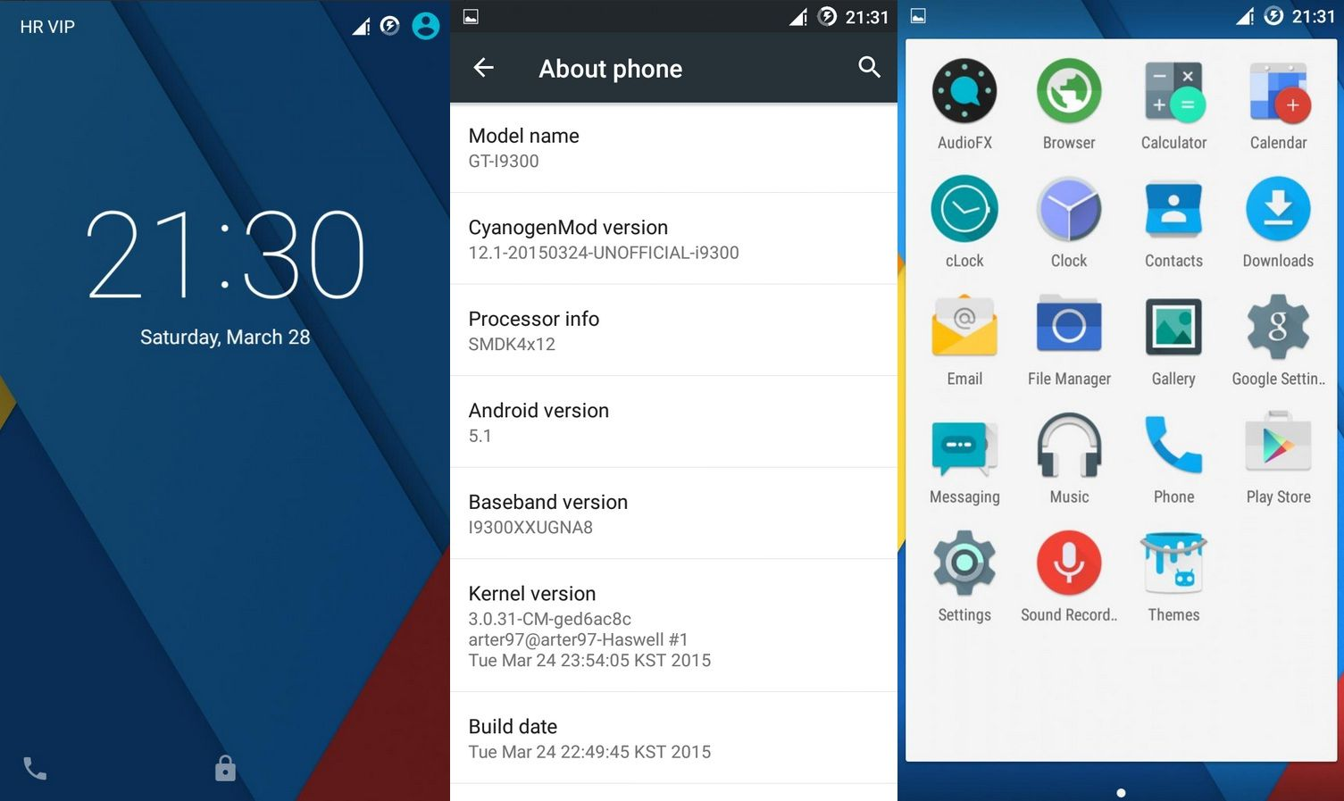 download custom rom for galaxy s3 i9300