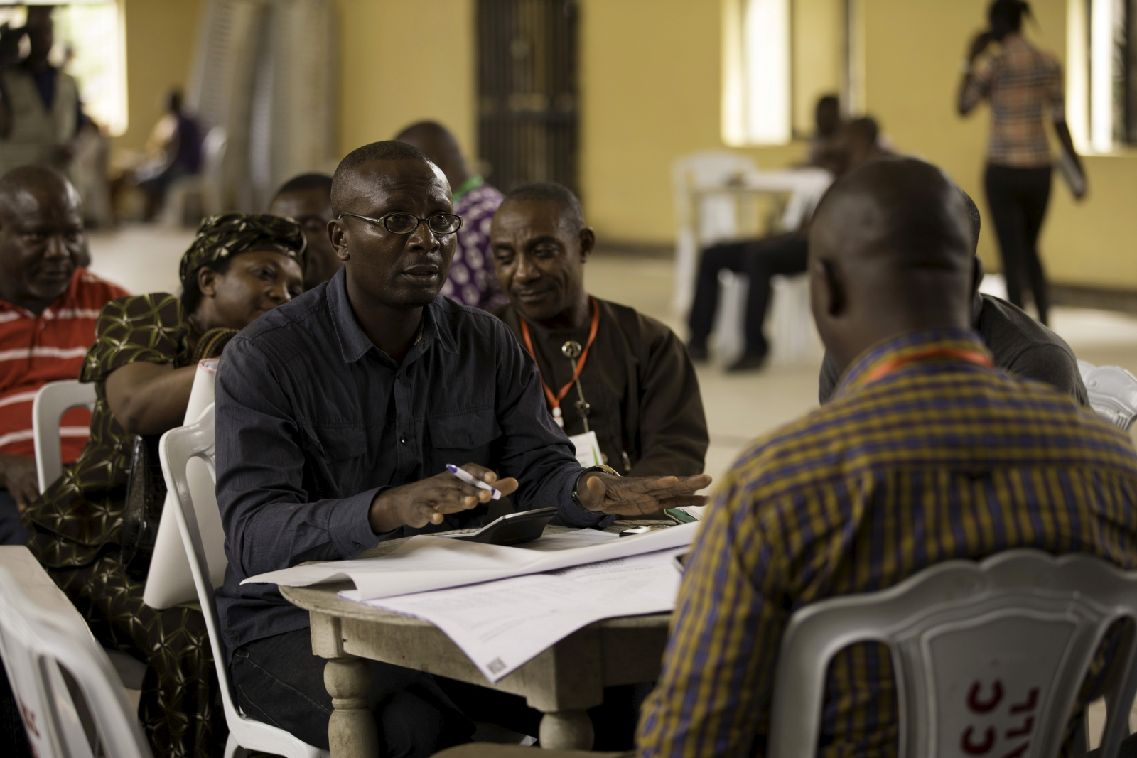 Nigeria presidential elections