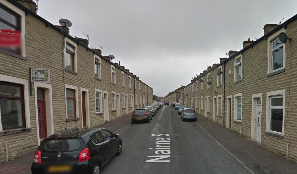 Nairne Street Burnley child abduction