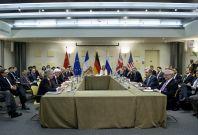Iran nuclear talks in Switzerland